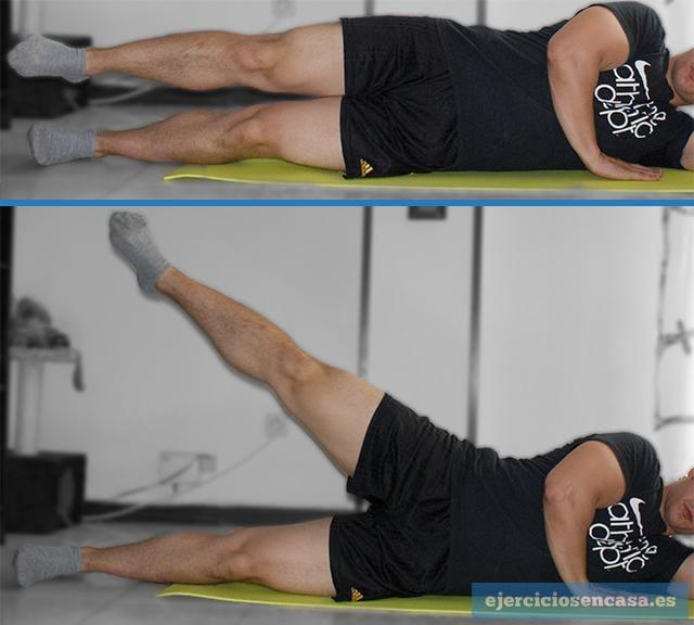 Elevación de pierna