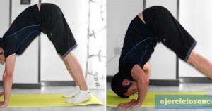 Flexiones para hombros