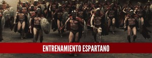 Supera tus límites con el entrenamiento espartano
