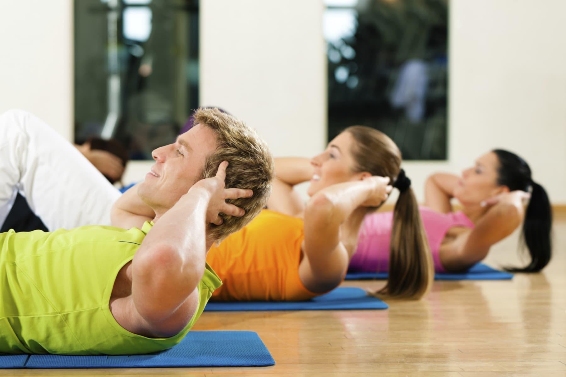 Rutina de entrenamiento para definir abdominales
