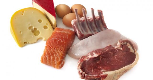 qué alimentos contienen proteínas