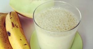 batido de proteínas casero de frutas