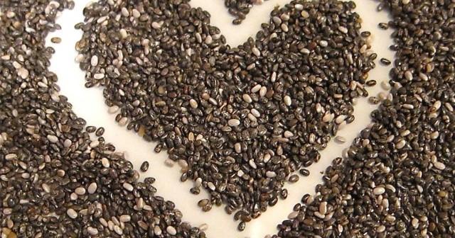 Las semillas de chía sirve para bajar de peso