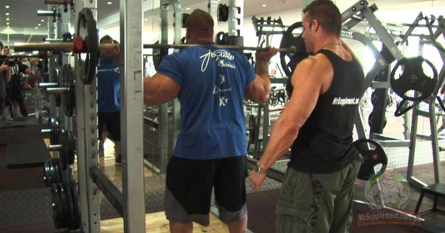 rutina de ejercicios para fuerza