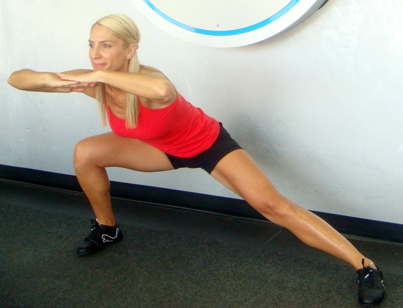 rutina de ejercicios para ganar masa muscular en las piernas