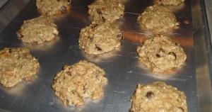 galletas de proteína caseras