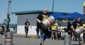 levantamiento de barril