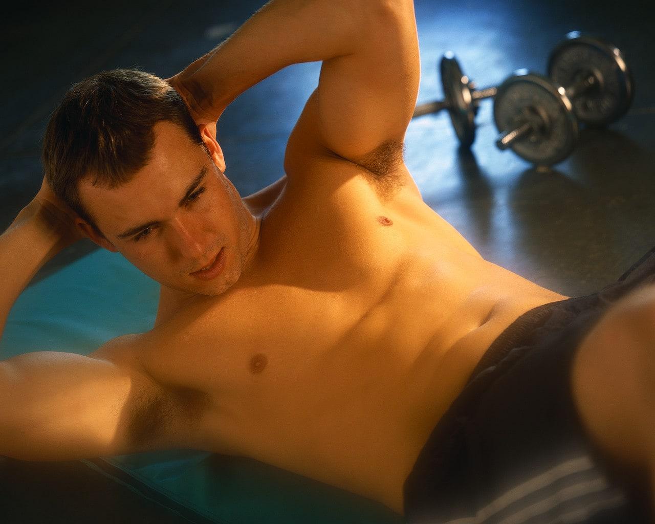 rutina de ejercicios en casa para expertos