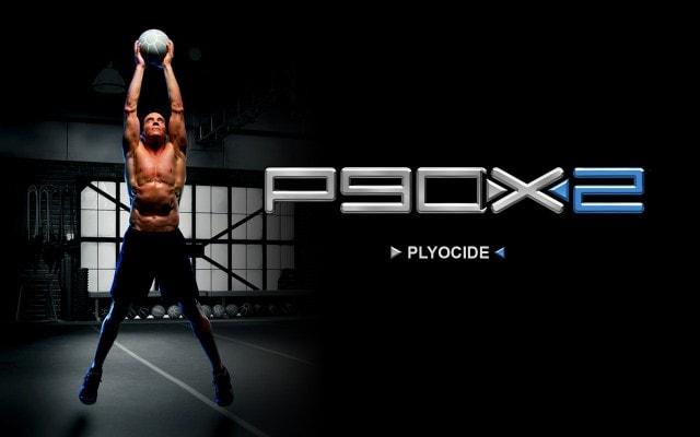 entrenamiento P90X