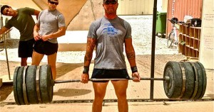rutina de ejercicios Adam Brown