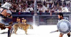 Entrenamiento del gladiador