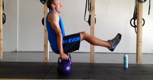 l-sit ejercicio