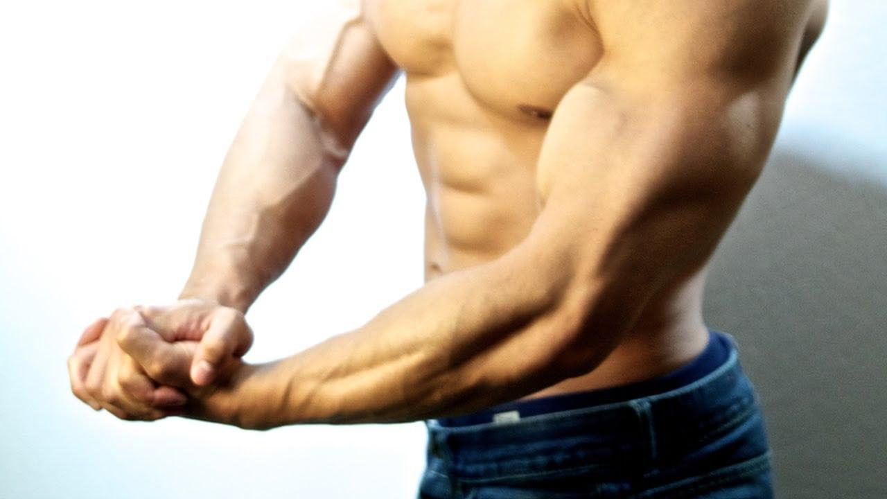 rutinas de ejercicios para bíceps