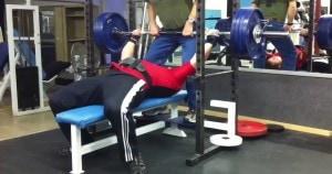 rutina de ejercicios Smlov jr