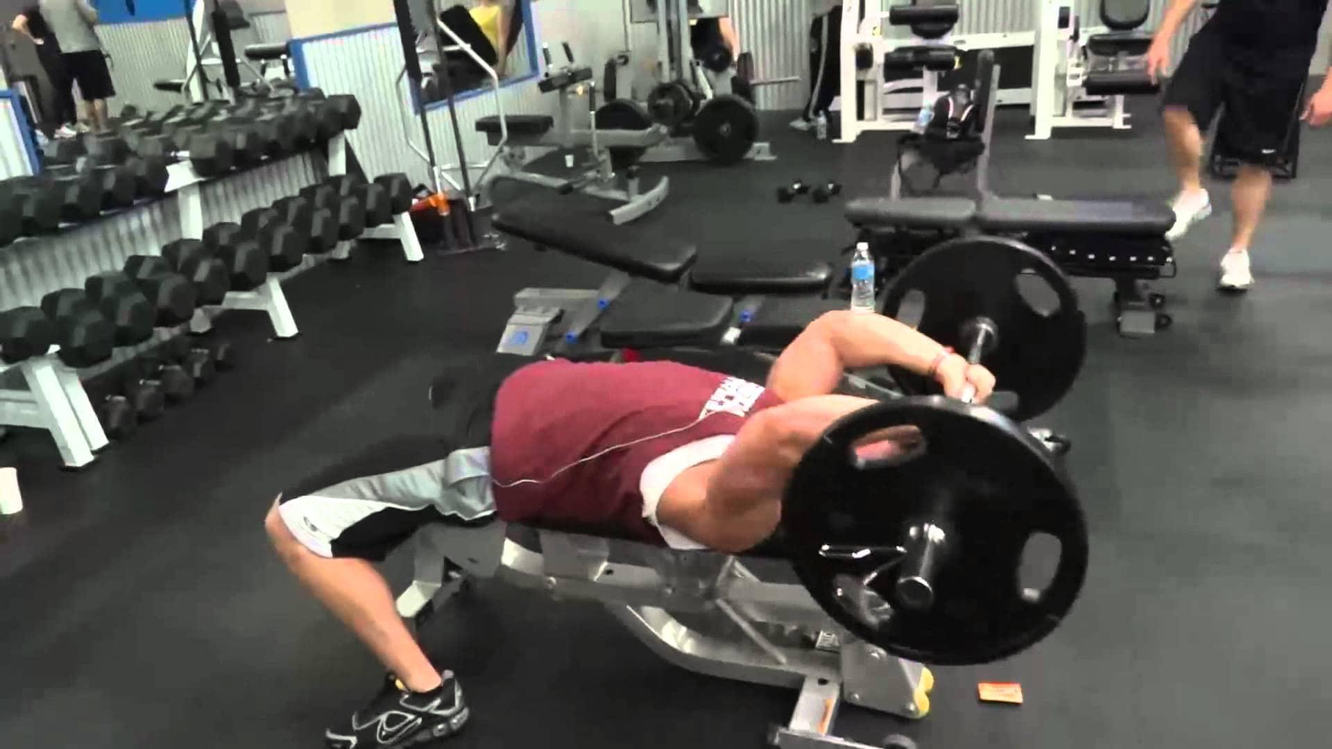 rompecráneos para tríceps
