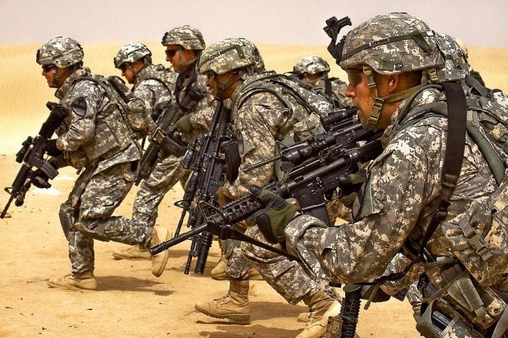 Entrenamiento militar