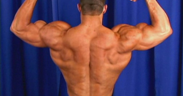 Rutina de ejercicios para pecho y espalda