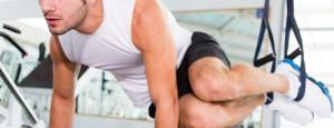 Rutina de ejercicios con peso corporal