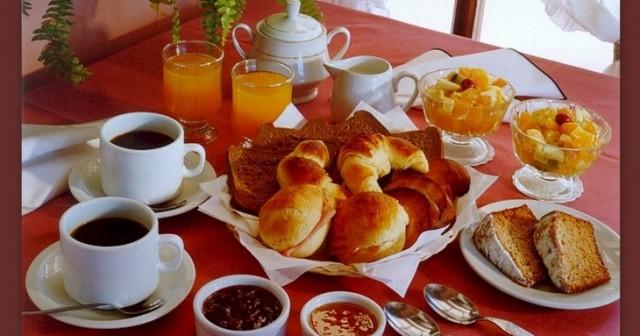 tipos de desayuno