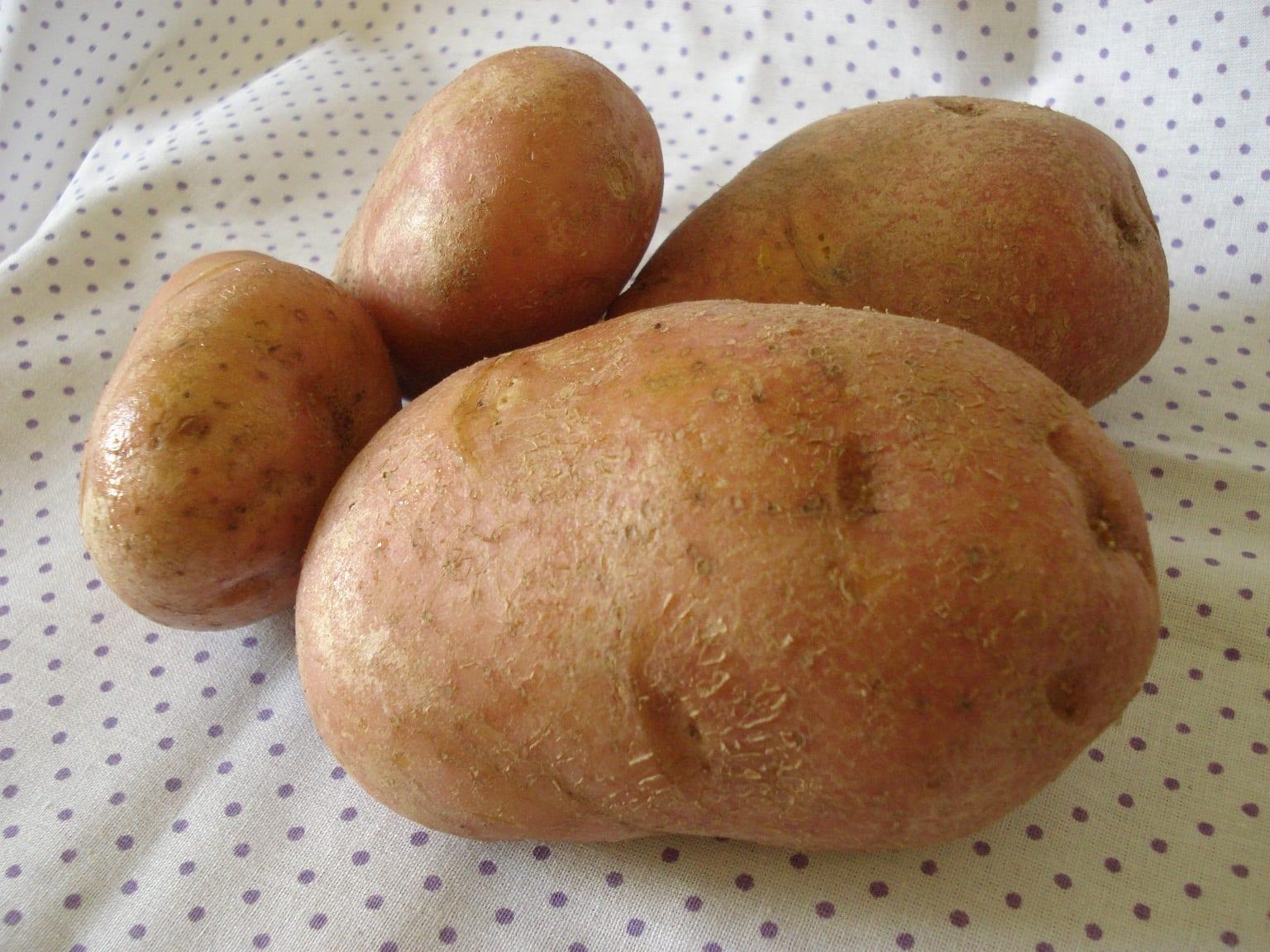 propiedades de la batata