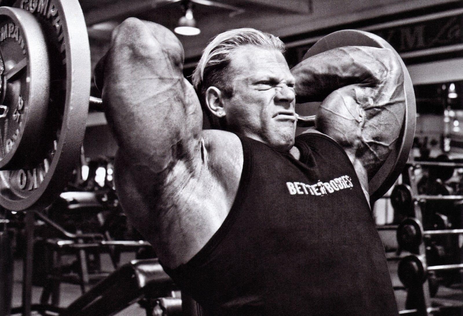 mejores ejercicios para tríceps