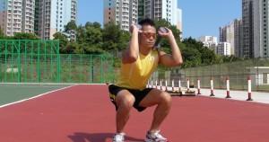 rutina de ejercicios en casa con mancuernas