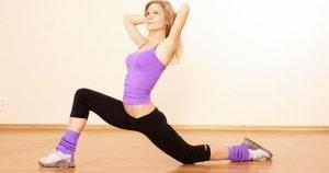 ejercicios caseros para adelgazar