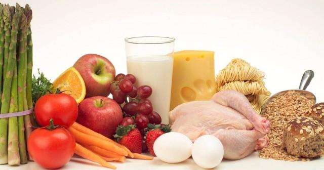 cuáles son las características de una dieta correcta