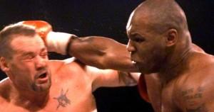 Entrenamiento de Tyson