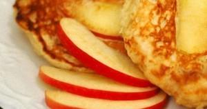 postre-deportistas-tortitas-manzana