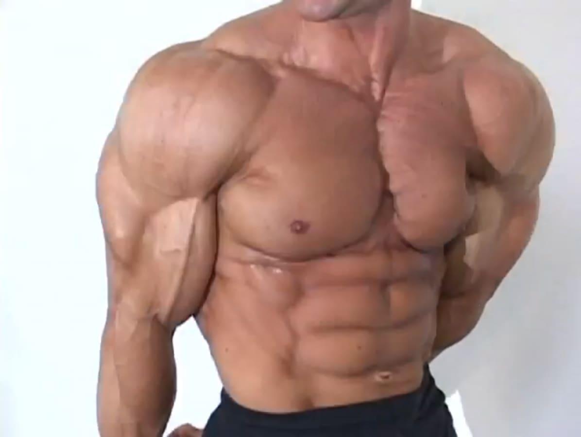 Rutina de ejercicios para desarrollar el pecho