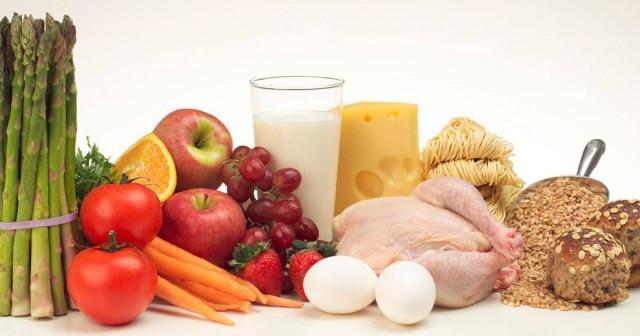lista de proteínas