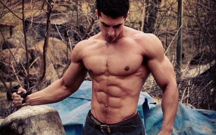 Testosterona y masa muscular