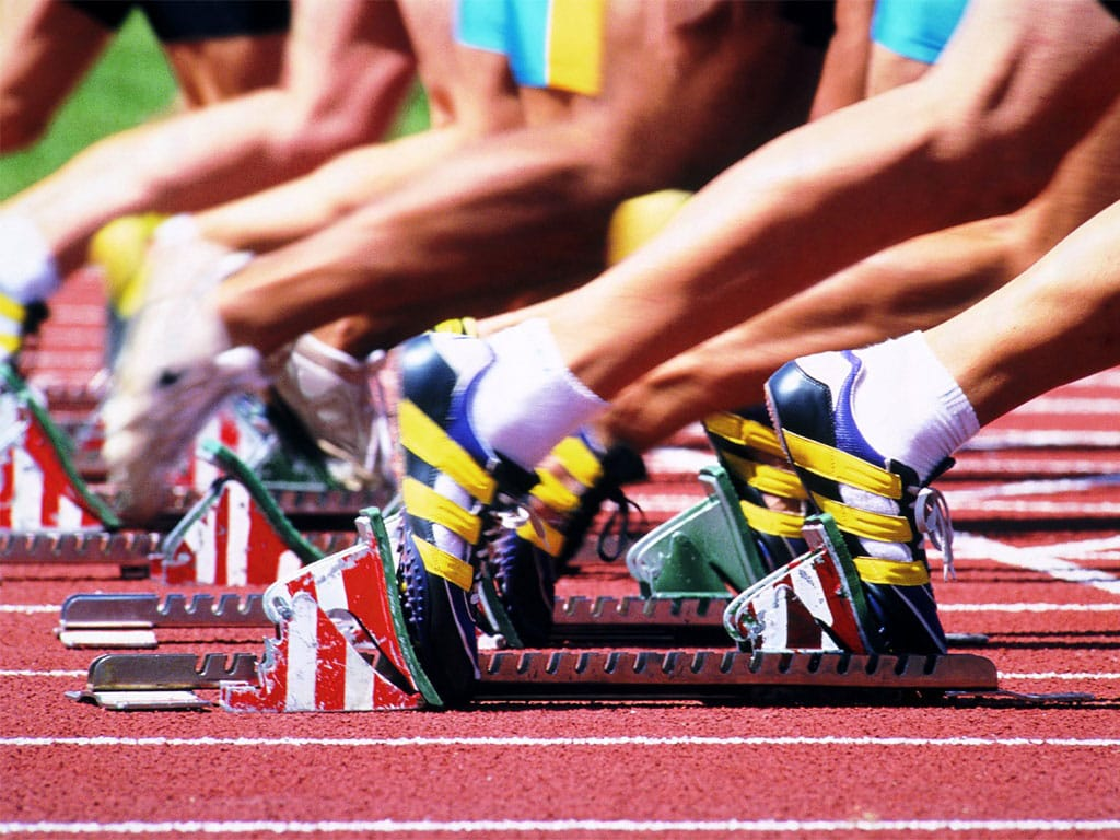 Ejercicios de atletismo