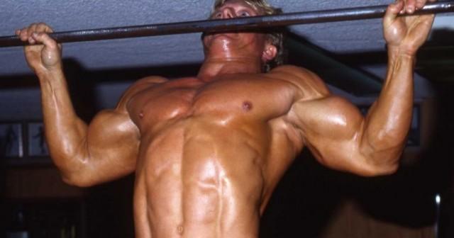 Rutina de entrenamiento para espalda