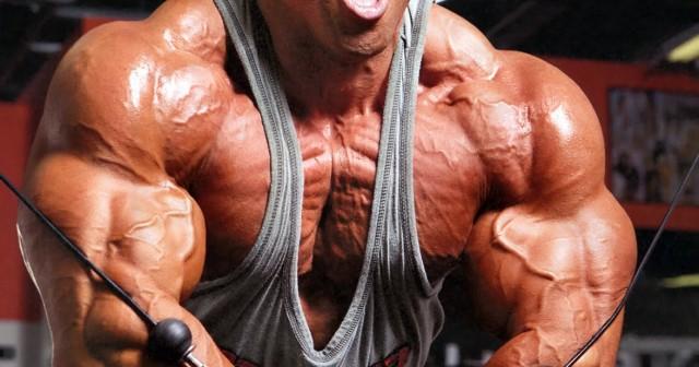 Rutina de entrenamiento para hipertrofia