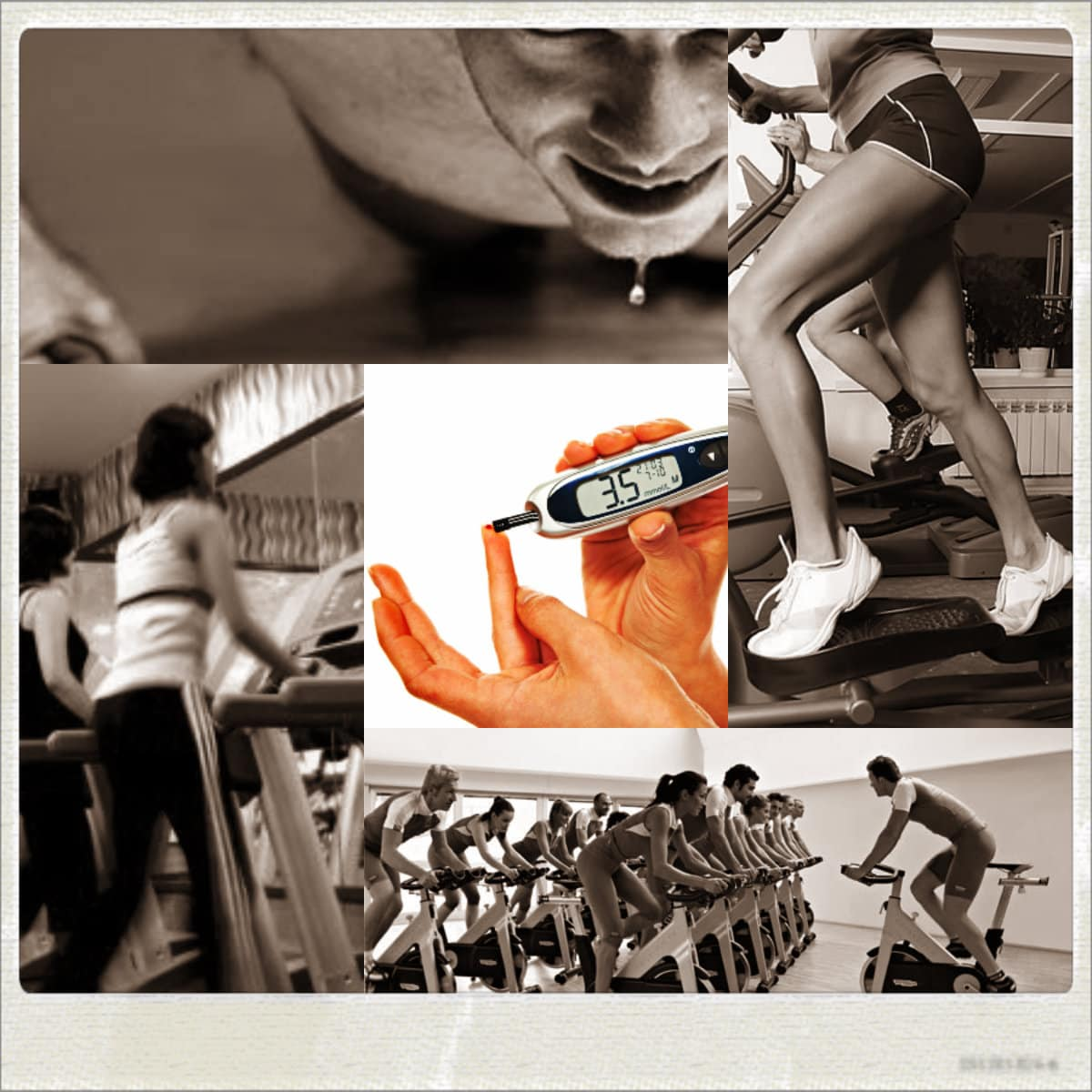 Diabetes y ejercicio - Ejercicios En Casa