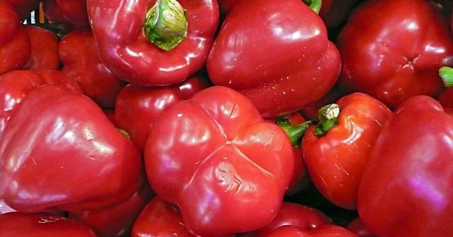 propiedades del pimiento rojo