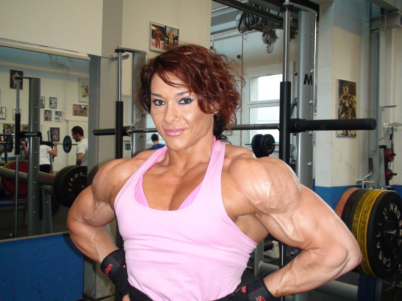 esteroides para mujeres fitness