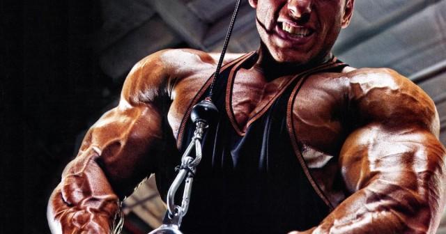 Rutina de ejercicios para tríceps