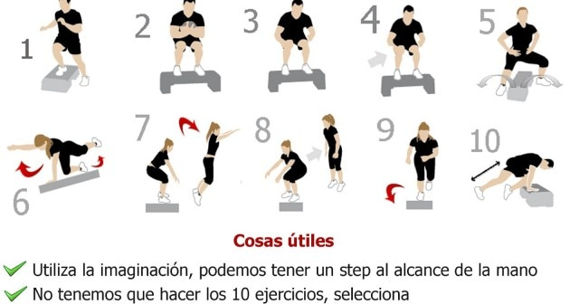 Rutina de ejercicio para glúteos