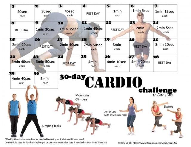 Rutina de ejercicios para quemar grasa