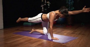 Rutina de ejercicios para glúteos y abdomen