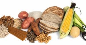 Alimentos con hidratos de carbono