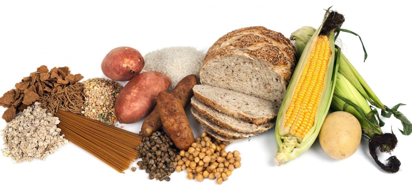 Dietas ricas en carbohidratos