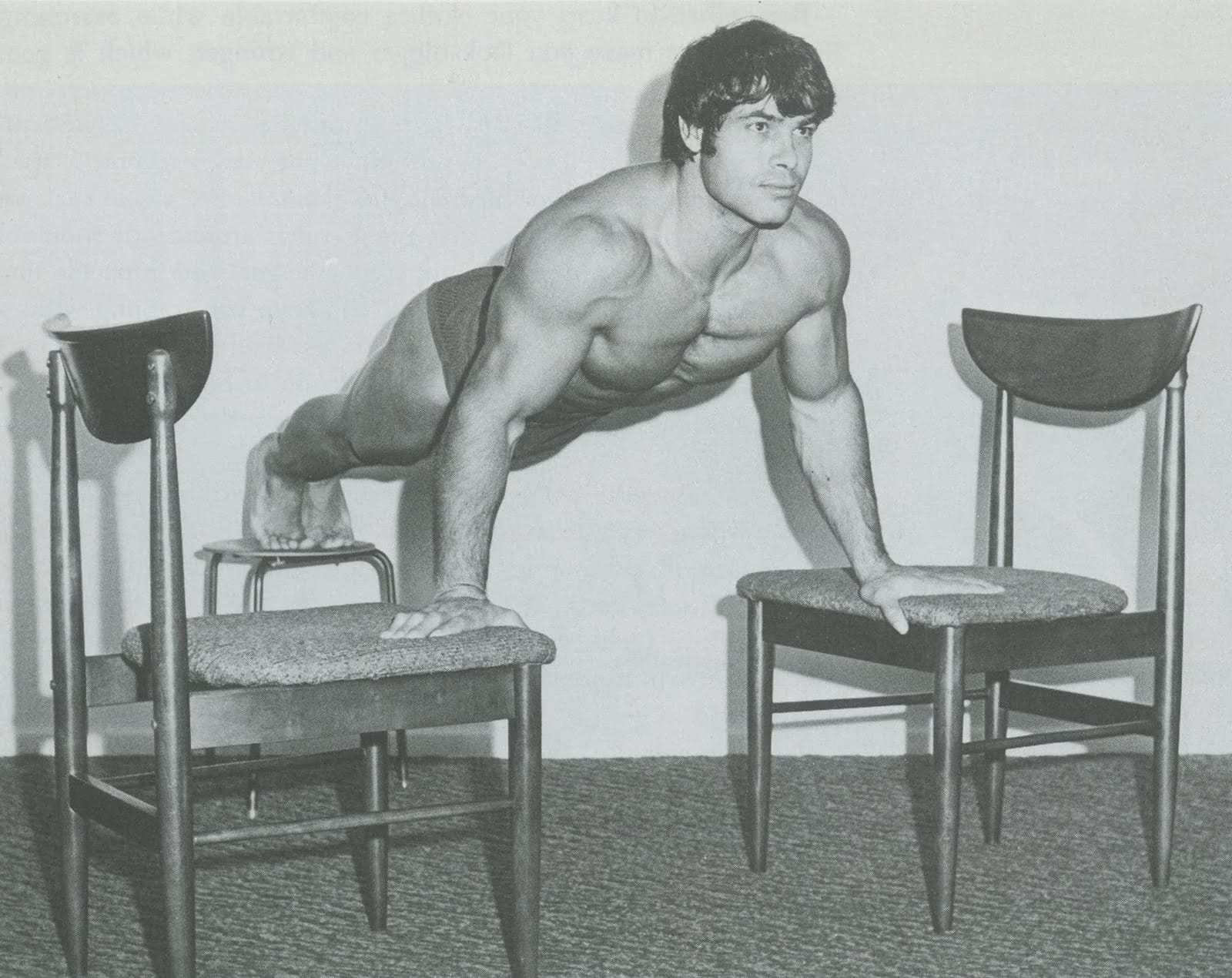 reto de las 100 flexiones