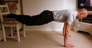 Rutina de ejercicios para avanzados: Parte II