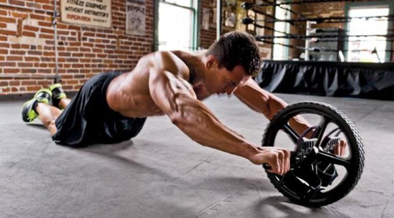 M quinas para abdominales ejercicios en casa for Maquinas de ejercicios