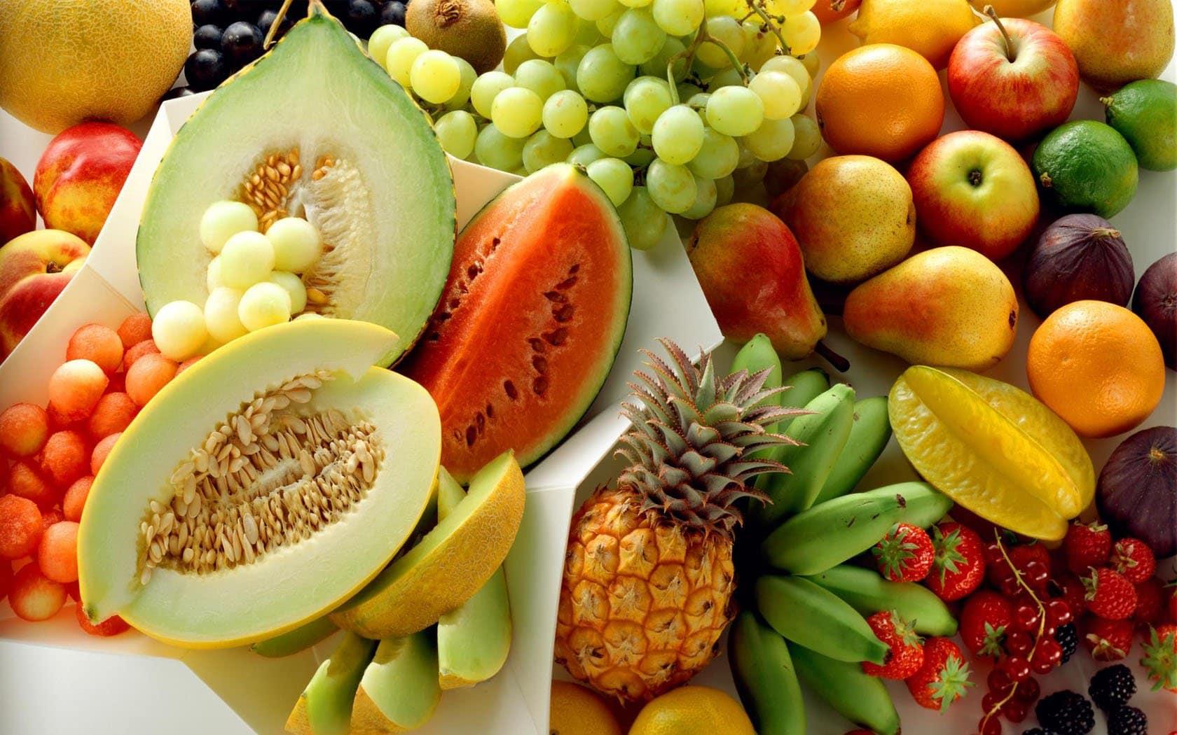 10 Alimentos saludables