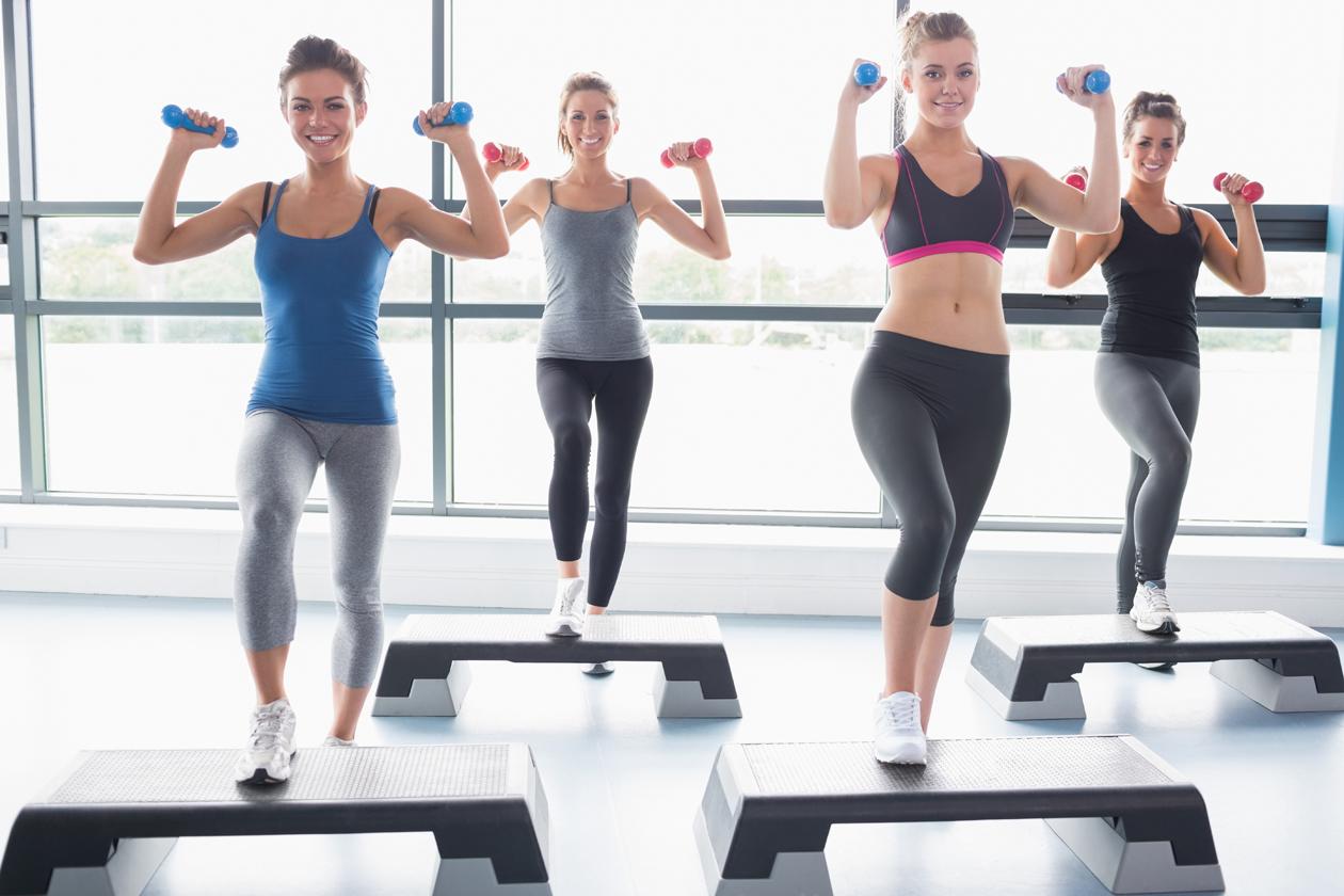 10 ejercicios aer bicos ejercicios en casa for Deportes para adelgazar
